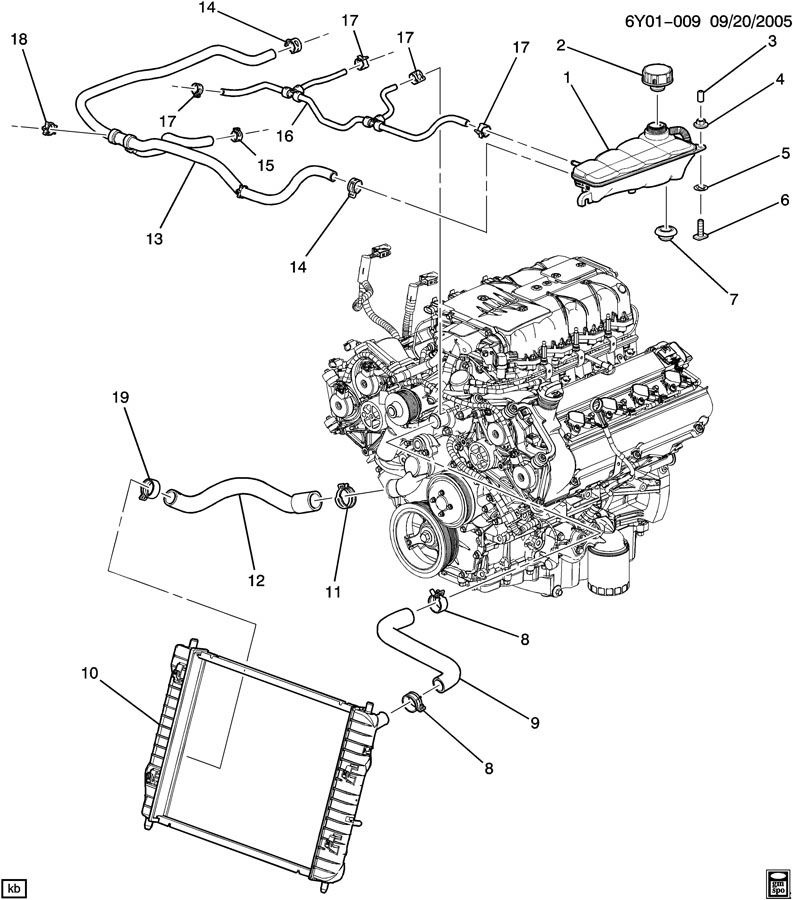 Index additionally P 0996b43f8080608e further Radiator Hose Surge Tank Outlet C6500 C8500 15096333 moreover 2006 Hummer H3 Parts Diagrams in addition Scion Tc Sunroof Diagram. on h3 radiator
