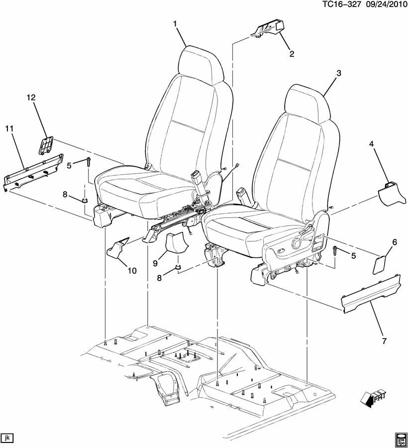 gm trucks lh front seat belt utility cover trim black new oem 15214527 10378583