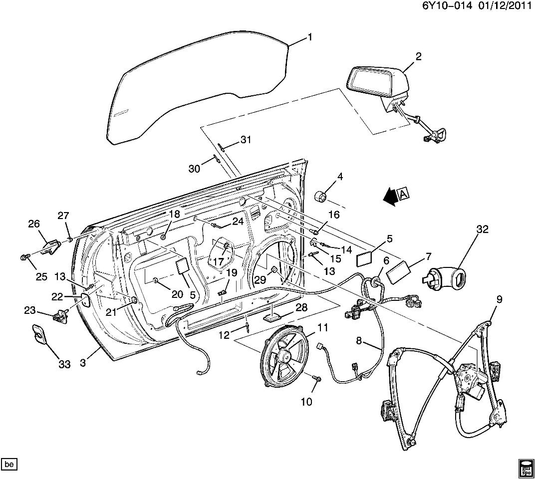 Cadillac Xlr Original Parts Factory Oem Parts