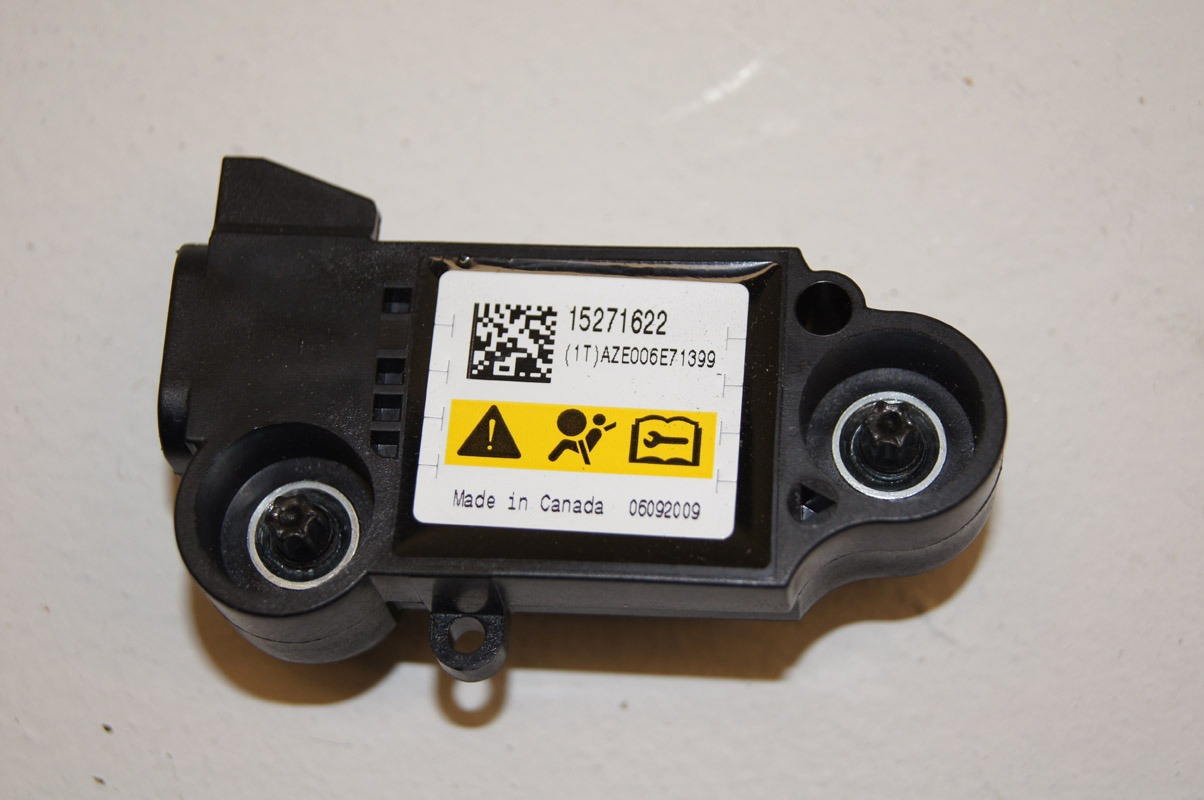 07 08 09 Acadia Enclave Traverse Airbag Air Bag Sensor