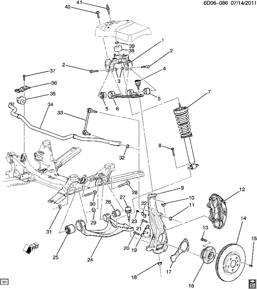 Saturn Sky Front Suspension Diagram on 2000 monte carlo ss rear suspension parts diagram