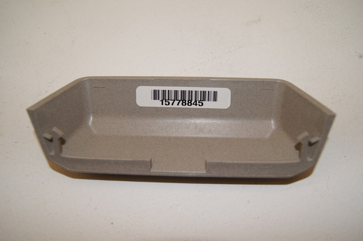 06-10 Hummer H3 Rear Hatch Trim 15778845