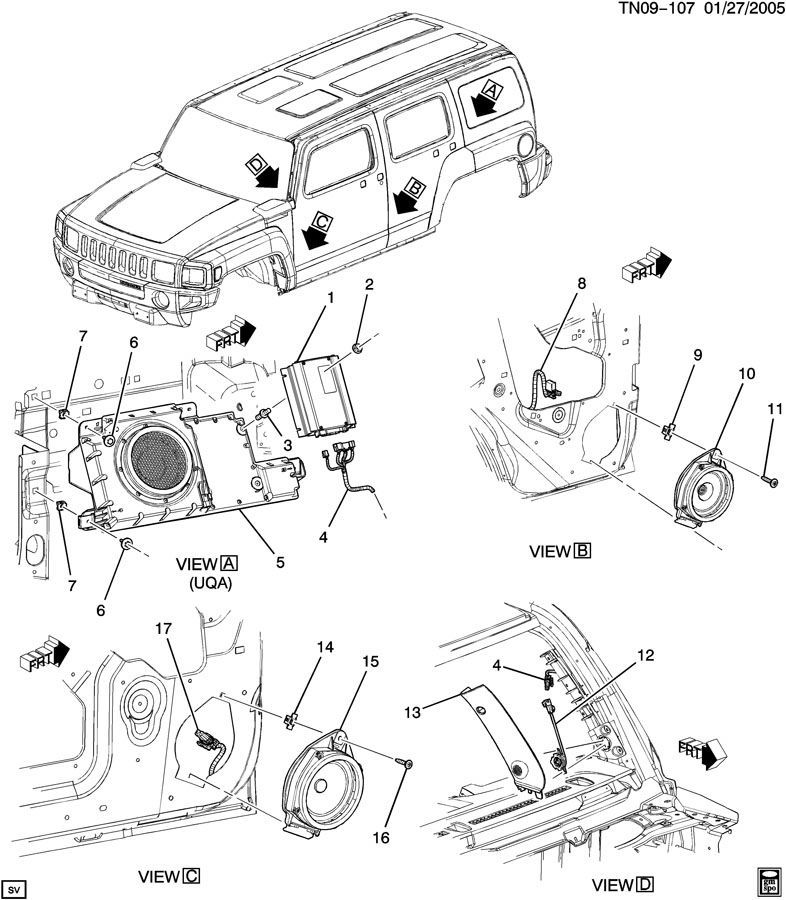 2007 trailblazer wiring diagram  diagrams  wiring diagram