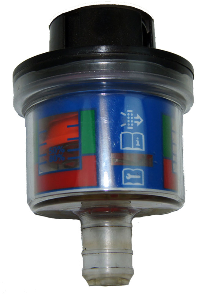 Air Filter Restriction Guage Indicator H2 6 6