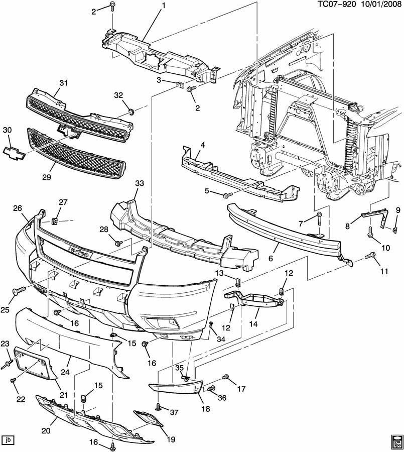 chevrolet bumper bracket trailblazer silverado 1500  html