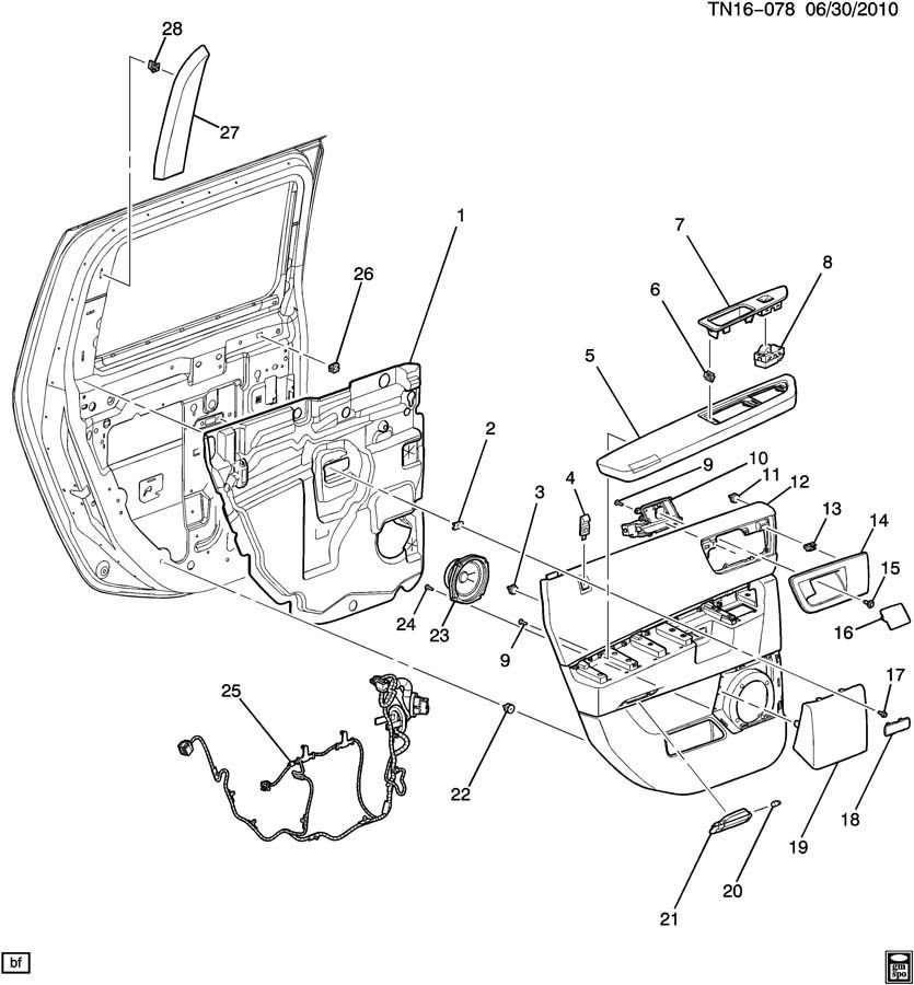 Diagram To Change Wheel Bearing On A 2009 Chrysler Aspen furthermore 2008 Hummer H3 Centre Trim Panel Removal as well How To Replace Spiral Cable 2007 Acura Rl as well Replace Hood Release Cable On A 2002 Chrysler Concorde likewise How To Remove Sliding Door Cable 2001 Hummer H1. on 1996 acura tl door handle