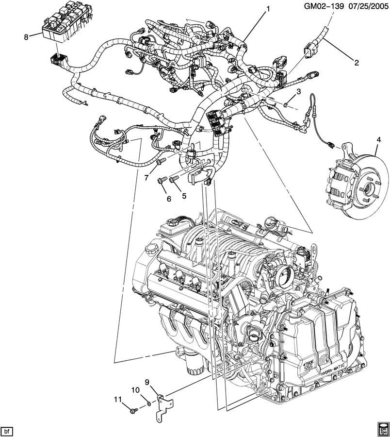 2011 cadillac srx engine diagram 2007 cadillac srx wiring diagram