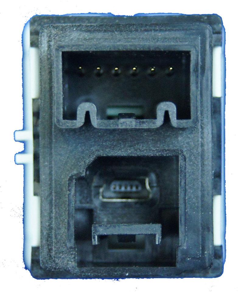 Equinox Terrain Center Console Auxiliary Jack Usb Port White on Headphone Parts Diagram