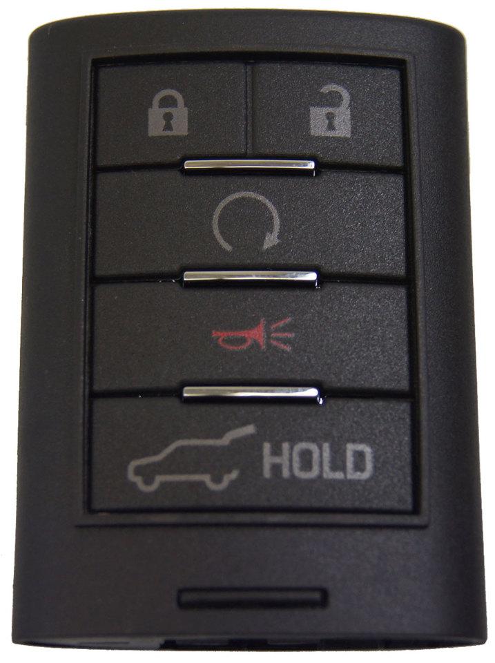 2010 2014 Cadillac SRX Key Fob Transmitter Remote New