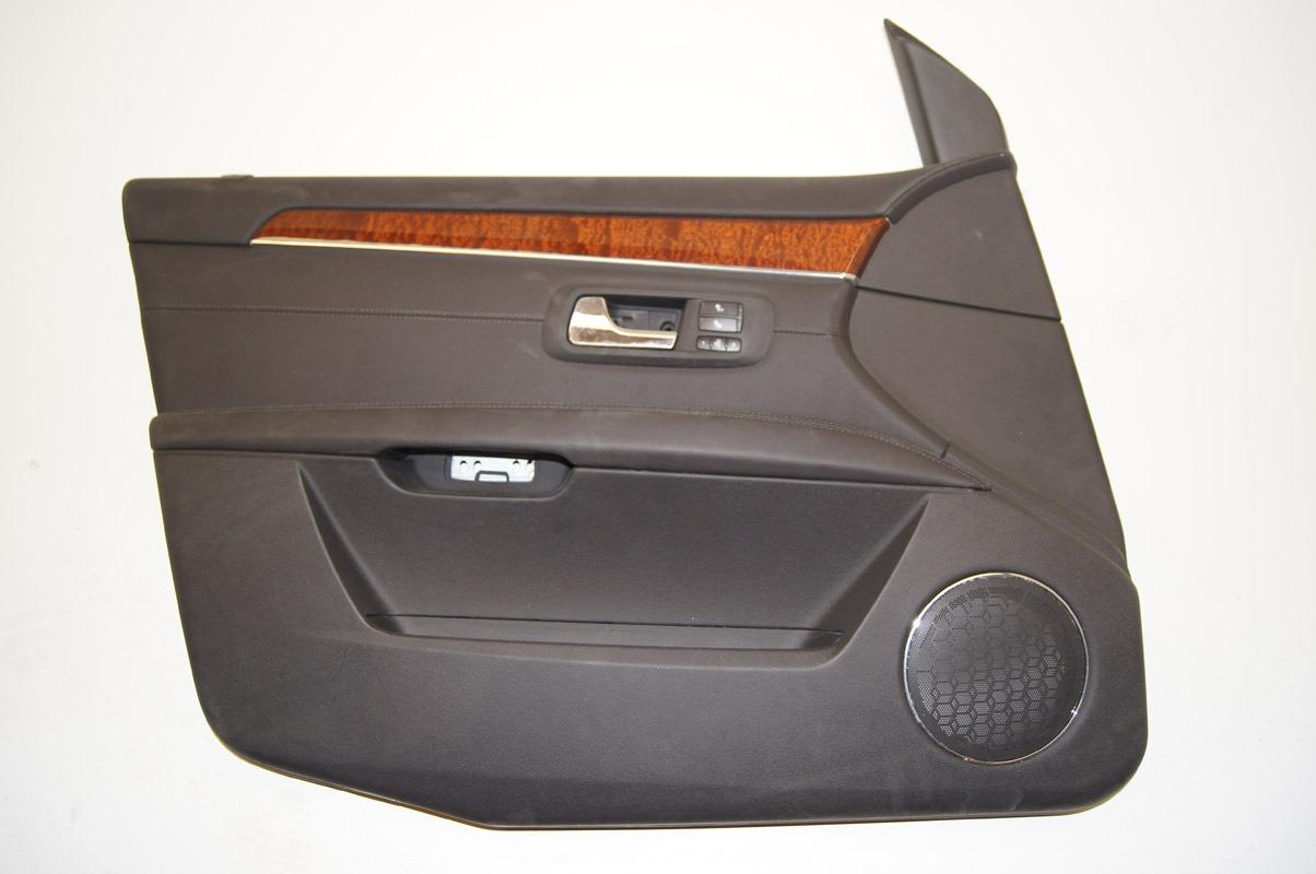 07 09 Cadillac Srx Driver Side Front Door Panel 25881903 Lh Factory Oem Parts