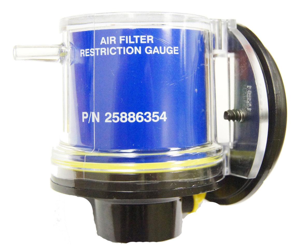 3876780C1 INTERNATIONAL AIR FILTER RESTRICTION GAUGE INDICATOR SWITCH