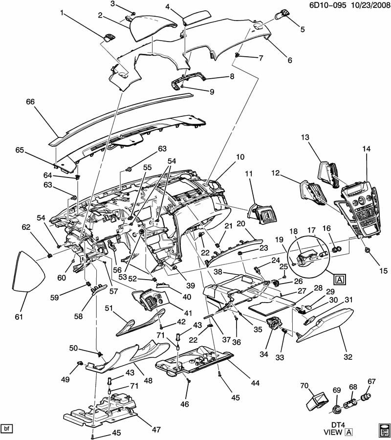 Hummer Body Part Diagram
