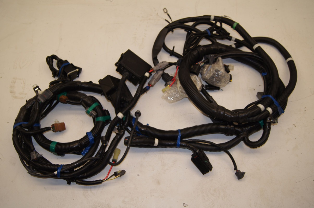 Chassis Wiring Kits Diagrams Freightliner Xc Diagram Front Harness T6500 T7500 7 8 B Diesel Lf8 1994 Chevrolet Motorhome