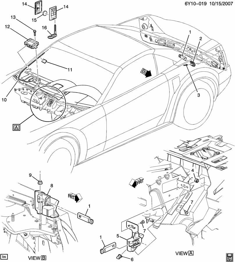 1972 Ford Mustang Color Wiring And Vacuum Diagram Cd