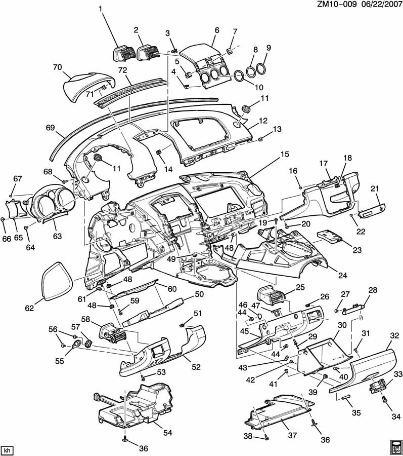 Kenworth Parts Diagram