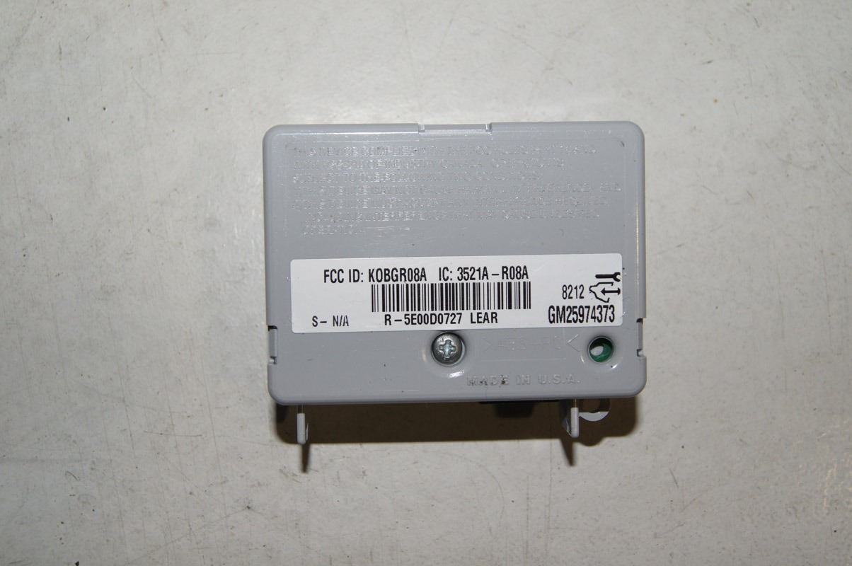 2008-2011 Chevy/Pontiac/Saturn Door Lock Receiver Receiver | Factory OEM Parts