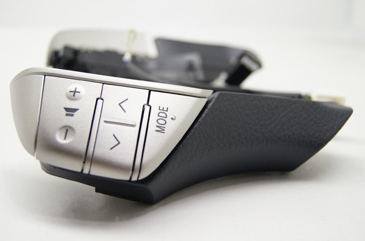 2005 2007 Toyota Avalon Vol Temp Bluetooth Steering Wheel Switch Black 7010b2 Factory Oem Parts