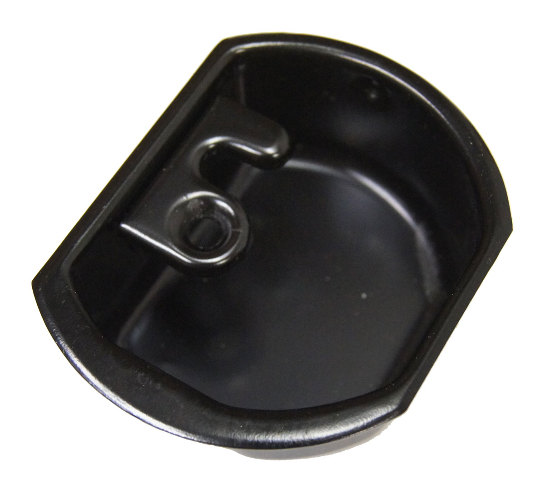 Corvette C Ashtray No Retainer Single Snuffer