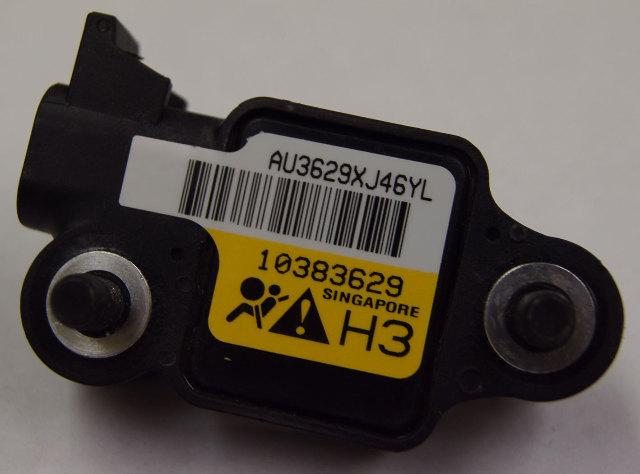 07 10 H3 Hummer Door Air Bag Sensor Fits Lh Amp Rh