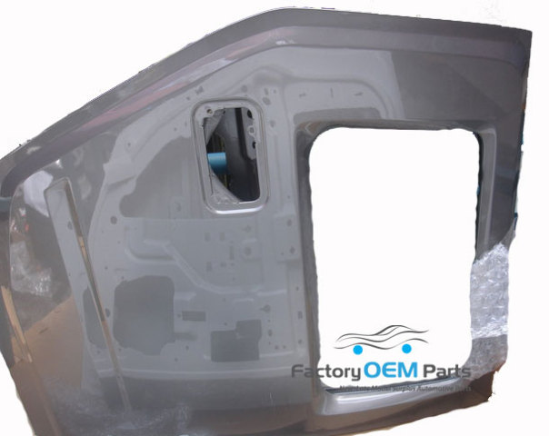 Hummer H2 Right Rear Door Silver Gm 10396626