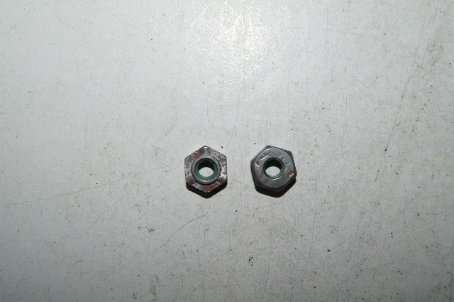 Hex Nut With 3 Locking Teeth Decker Mfg Albion Mi