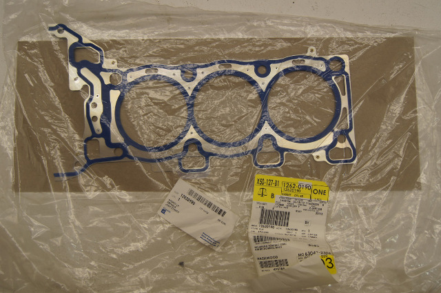Buick Cadillac Chevy Gmc Pontiac Saturn Gasket Engine Cylinder Head on 2007 Cadillac Escalade Esv Blower Motor Resistor