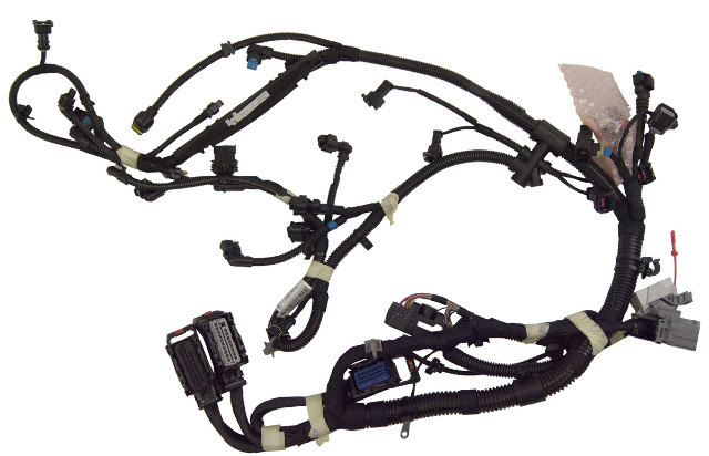 2011 chevrolet cruze 1 4l turbo 6 spd auto engine wiring harness new 13359193 Chevrolet HHR Engine Chevrolet HHR Engine