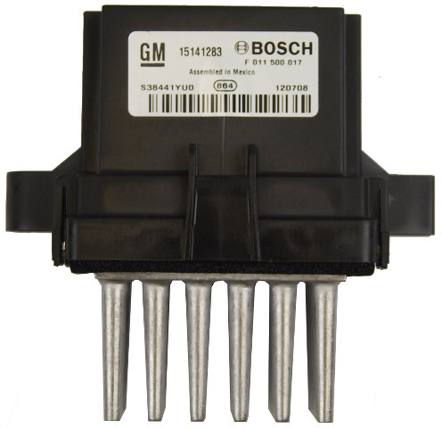 Gm A C Temperature Motor Control Module on Cadillac Dts Transmission Fluid