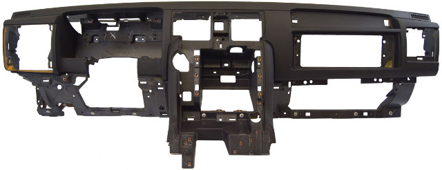 2008 2009 Hummer H2 Sut Suv Complete Dash Assembly
