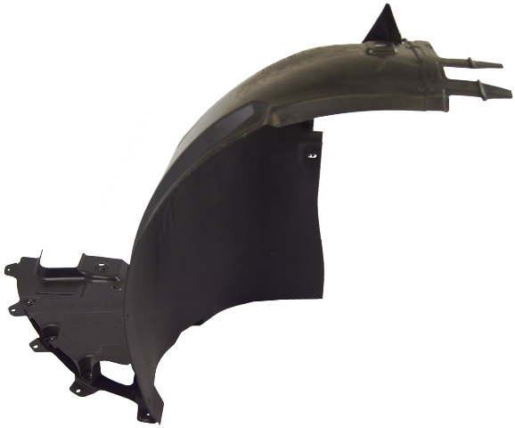 2011 2014 Chevrolet Volt Front Left Fender Wheel Liner