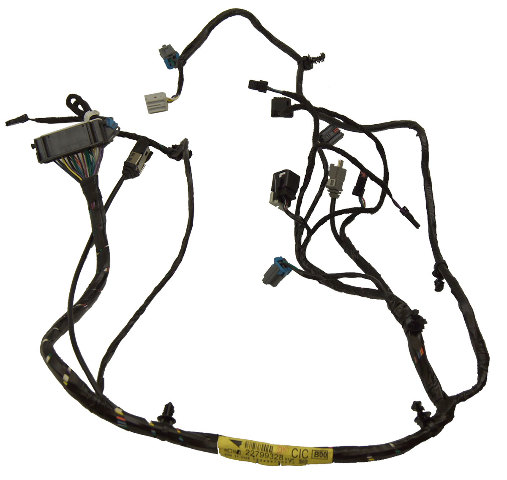 2010-2014 Equinox Terrain Center Console Wiring Harness