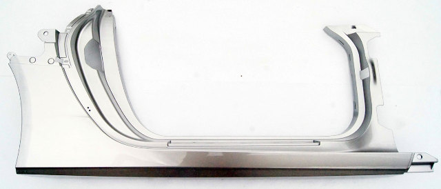 Genuine Gm C7 Corvette Rh Passenger Side Rocker Body Panel
