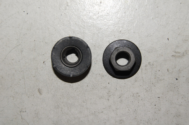Hex Nut With Washer With Locking Teeth Black P Amp R Fasteners Inc Sommerset Nj