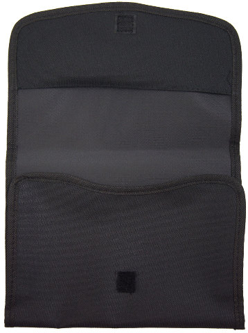 Black Pouch For Owners Manual For Glove Box New Cloth 8 5