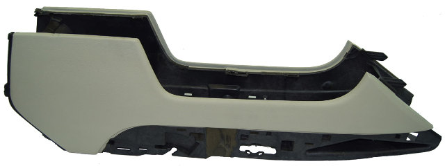 2008 2010 Cadillac DTS Center Console Base Light Linen