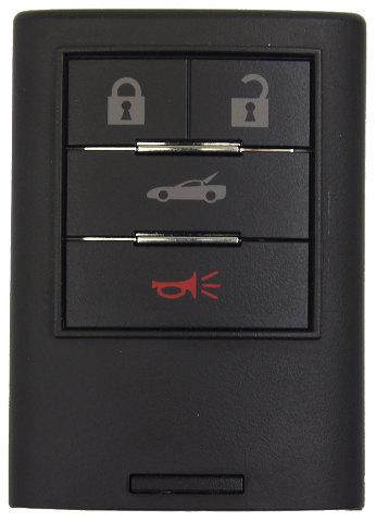 2008 2013 Chevy Corvette North America Key Fob Transmitter
