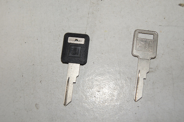 Chevy Pontiac Square Key on 2001 Mitsubishi Galant No Heat