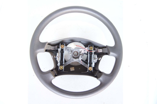 B Solara Steering Wheel Charcoal Polyvinyl on 1987 Buick Lesabre Heater Core