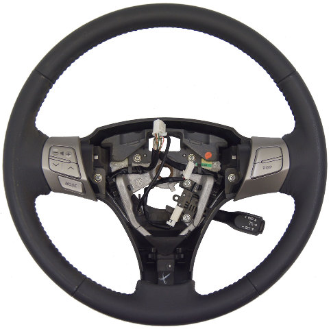 K B Toyota Solara Steering Wheel Gray Leather New Oem W Cruise Audio on 1987 Buick Lesabre Heater Core