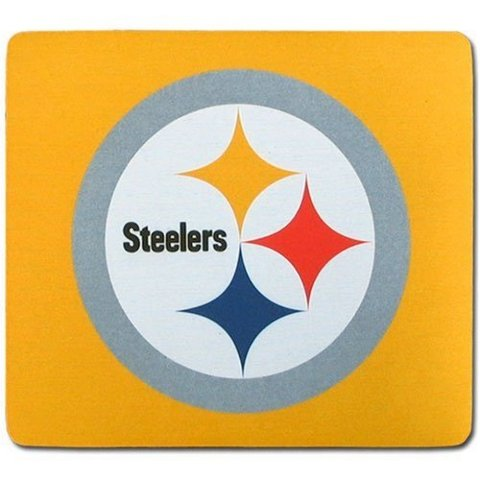 Nfl Licensed Football Pittsburgh Steelers Neoprene Logo 8