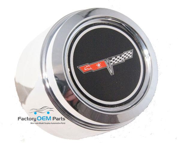 1980 1981 Corvette Center Cap Aluminum Wheel Gm