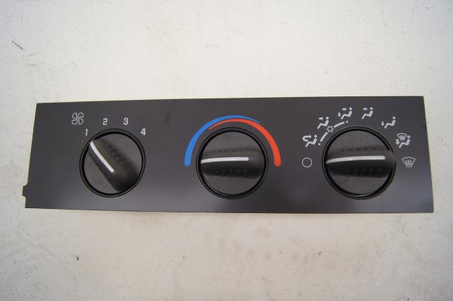 03 09 GMC Topkick Chevy Kodiak Heat Control Panel Ac No