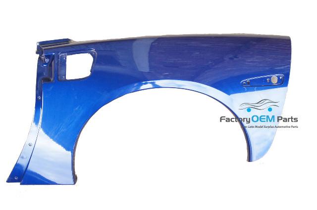 C Coupelhblue Corvette C Coupe Lh Drivers Side Quarter Panel Blue