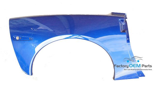 C Couperhblue C Corvette Rh Passenger Side Coupe Quarter Panel Blue