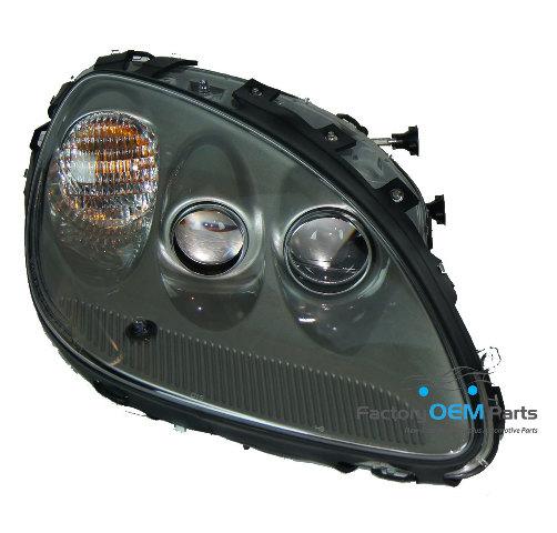 Lt1 Crankshaft Seal Replacement: 05-08 Corvette RH Passenger Side C6 Silver Headlight Head