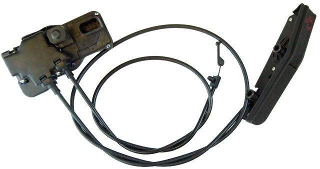 Cadillac Xlr C6 Corvette Drivers Side Door  Lh  Latch Emergency Release Cable
