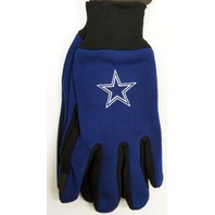 NFL Licensed Team Dallas Cowboys Touch Screen Technology Texting Glove