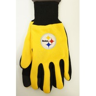 NFL Licensed Football Pittsburgh Steelers Touch Screen Technology Texting Glove