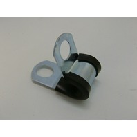 "Qty-5 CLAMP LOOP CUSHIONED DIA 0.50""/12mm (1/2"") AN MARINE AUTO BOAT (5-Pack)"