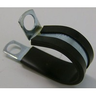 """Qty-5 CLAMP LOOP CUSHIONED DIA 1.250""""/32mm (1 1/4"""") AN MARINE AUTO BOAT (5-Pack)"""